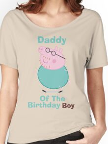 Daddy (HBD) Boy Women's Relaxed Fit T-Shirt