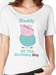 Daddy (HBD) Boy Women's Relaxed Fit T-Shirt