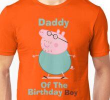 Daddy (HBD) Boy Unisex T-Shirt