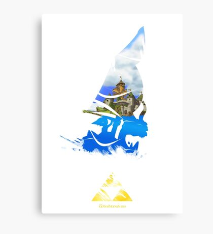 Windwaker Canvas Print