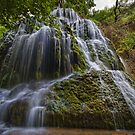 Stone River Waterfall 3 by Unai Ileaña