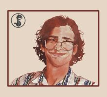 Kyle Mooney Illustrated Potrait by Kevin Peloquin