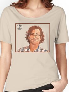 Kyle Mooney Illustrated Potrait Women's Relaxed Fit T-Shirt