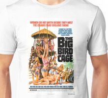 The Big Bird Cage (Green) Unisex T-Shirt