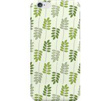 Green Fern Leaves iPhone Case/Skin