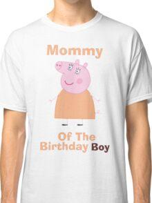 Mommy (HBD) boy Classic T-Shirt