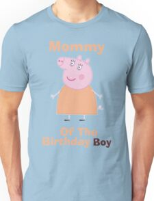 Mommy (HBD) boy Unisex T-Shirt
