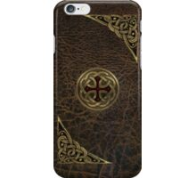 Celtic Leather iPhone Case/Skin