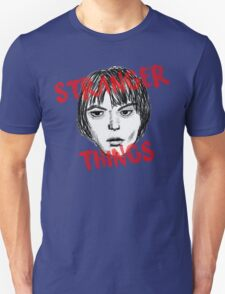 Jonathan Byers Stranger Things Fan Art Unisex T-Shirt