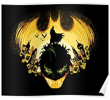 The Dark Knightmare Poster