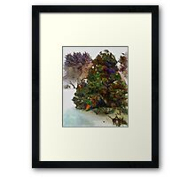 Christmas Day Framed Print