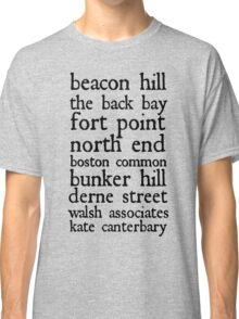 All Around Town  Classic T-Shirt