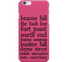 All Around Town  iPhone Case/Skin