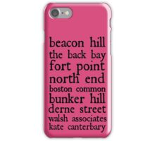 All Around Town  iPhone Case/Skin