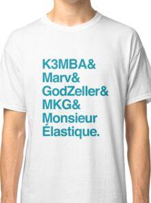 Helvetica Hornets Classic T-Shirt