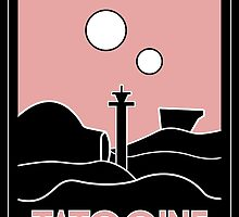 Tatooine Art Deco by Karlika