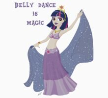 Belly Dance Is Magic by ZellyKat