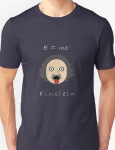 Albert Eistein Unisex T-Shirt