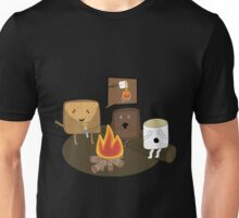 S'More Ghost Stories Anyone? Unisex T-Shirt