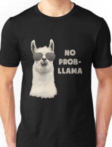 No Probllama Unisex T-Shirt