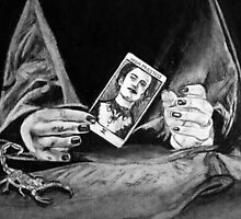 Fortune Teller by Laura Carl