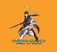 asuna and kirito blade to blade Unisex T-Shirt