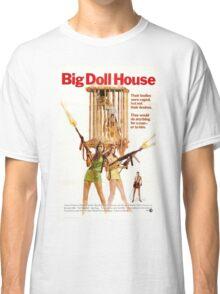 Big Doll House Alt (Green) Classic T-Shirt