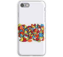Fresh Abstract iPhone Case/Skin