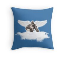 Harambe collection Throw Pillow