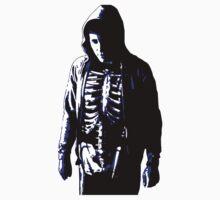 Donnie Darko Skeleton Kids Tee