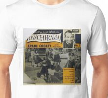 """Spade Cooley And His Buckle-Busters – Country And Western Dance-O-Rama  10""""lp, Western Swing Unisex T-Shirt"""