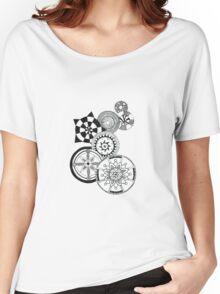 Vector Zentagle Women's Relaxed Fit T-Shirt