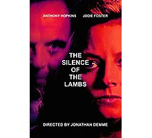 THE SILENCE OF THE LAMBS 8 Photographic Print
