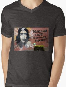 Che Mens V-Neck T-Shirt
