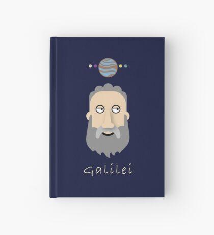 Galileo Galilei Hardcover Journal