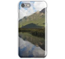 New Zealand reflections iPhone Case/Skin