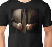 Airbrushed Tie Unisex T-Shirt