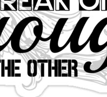 The Doors Break On Through Lyrics  Sticker