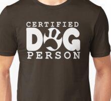 Dog Person W Unisex T-Shirt