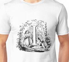 Child Alphabet Letter I Unisex T-Shirt