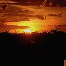 Brazilian Sunset by Darren Freak