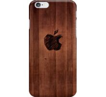 Carved Apple iPhone case iPhone Case/Skin