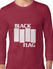 Black Flag Band Long Sleeve T-Shirt