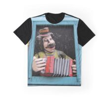 La Boca Window Graphic T-Shirt