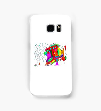 Tree Music Samsung Galaxy Case/Skin