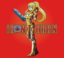 Iron Samus by coinbox tees