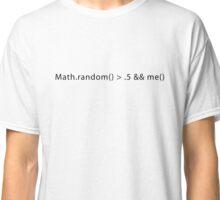Developer Response Function (Javascript) Classic T-Shirt