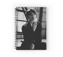 lotto exo baekhyun Spiral Notebook