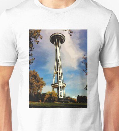 The Needle, Photo / Digital Painting  Unisex T-Shirt
