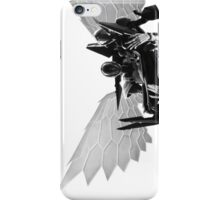 Silver Crow and Black Lotus iPhone Case/Skin